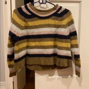 a madewell sweater